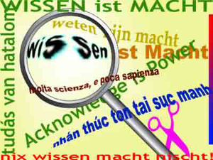 Workshop-wissenistmacht