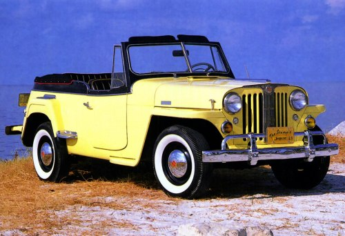 small resolution of 1950 willy jeepster wiring diagram