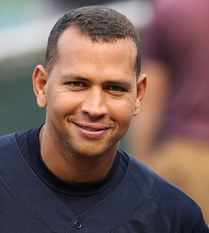 English: Alex Rodriguez