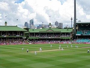 English: England bowler Chris Tremlett bowls t...