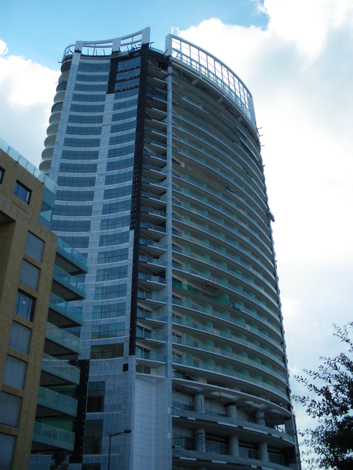 Four Seasons Hotel Beyrouth  Wikipdia