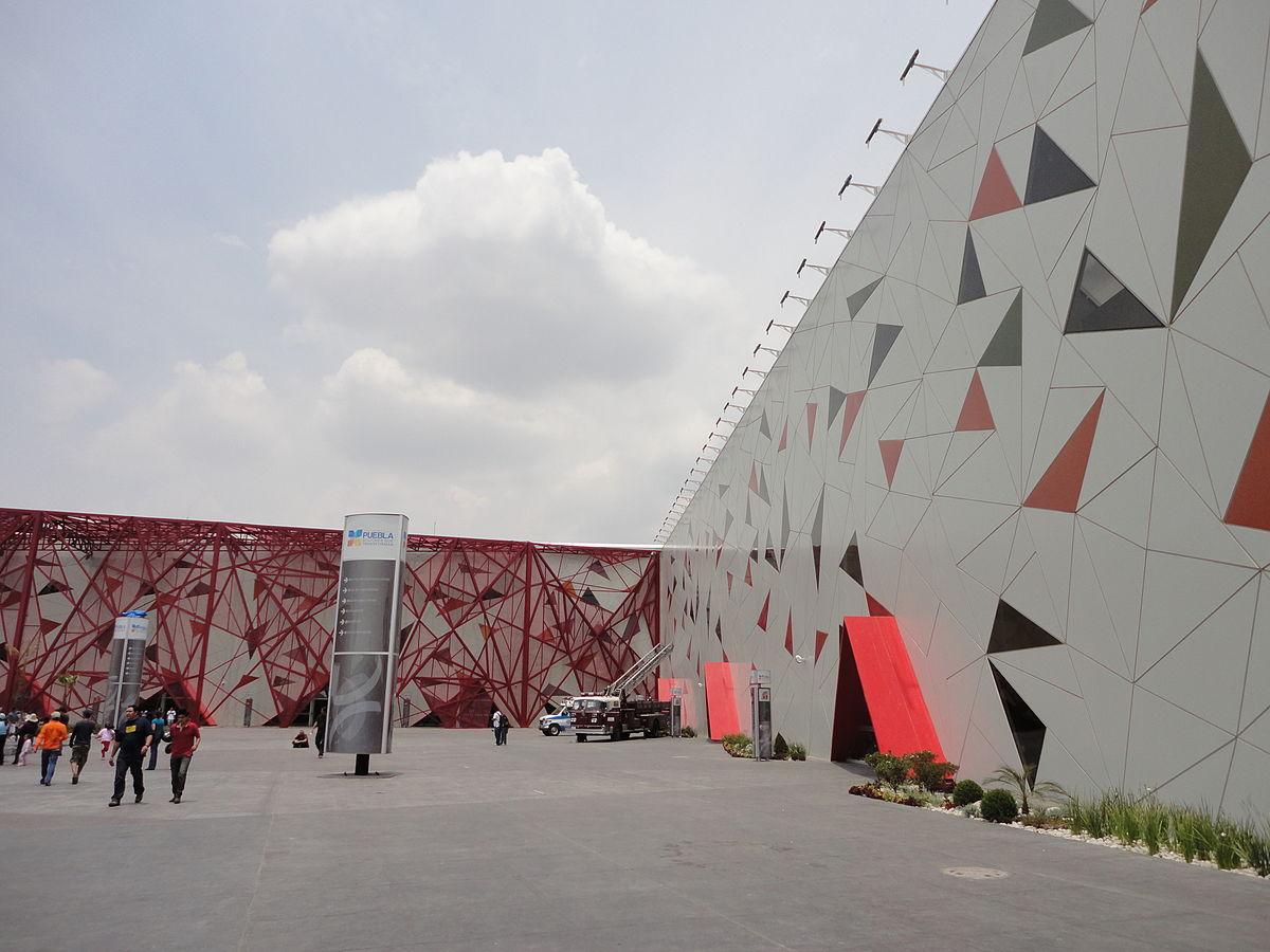 Centro Expositor y de Convenciones de Puebla  Wikipedia