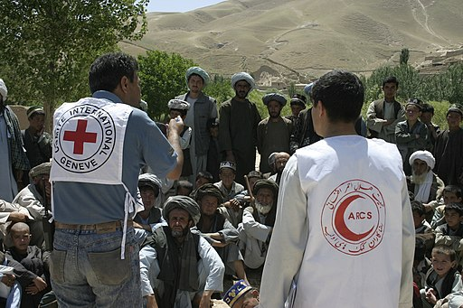 Humanitarian assistance Afghanistan