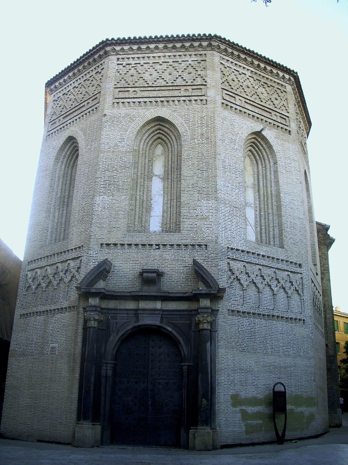 Iglesia de Santa Mara Magdalena Zaragoza  Wikipedia