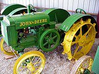 2305 Tractor Data