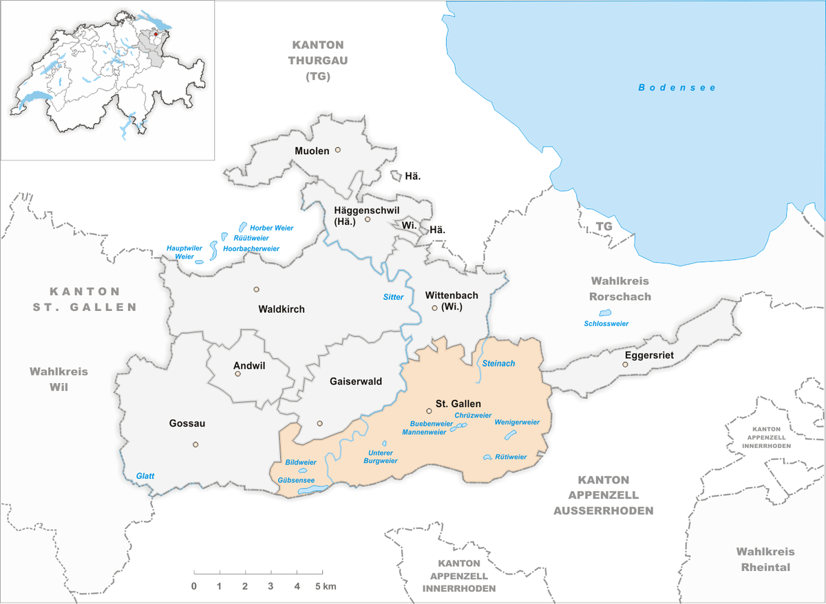 St Gallen  Wikipedia