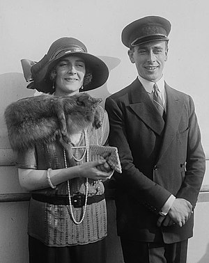 Louis (1900-1979) and Edwina (1901-1960) Mounb...