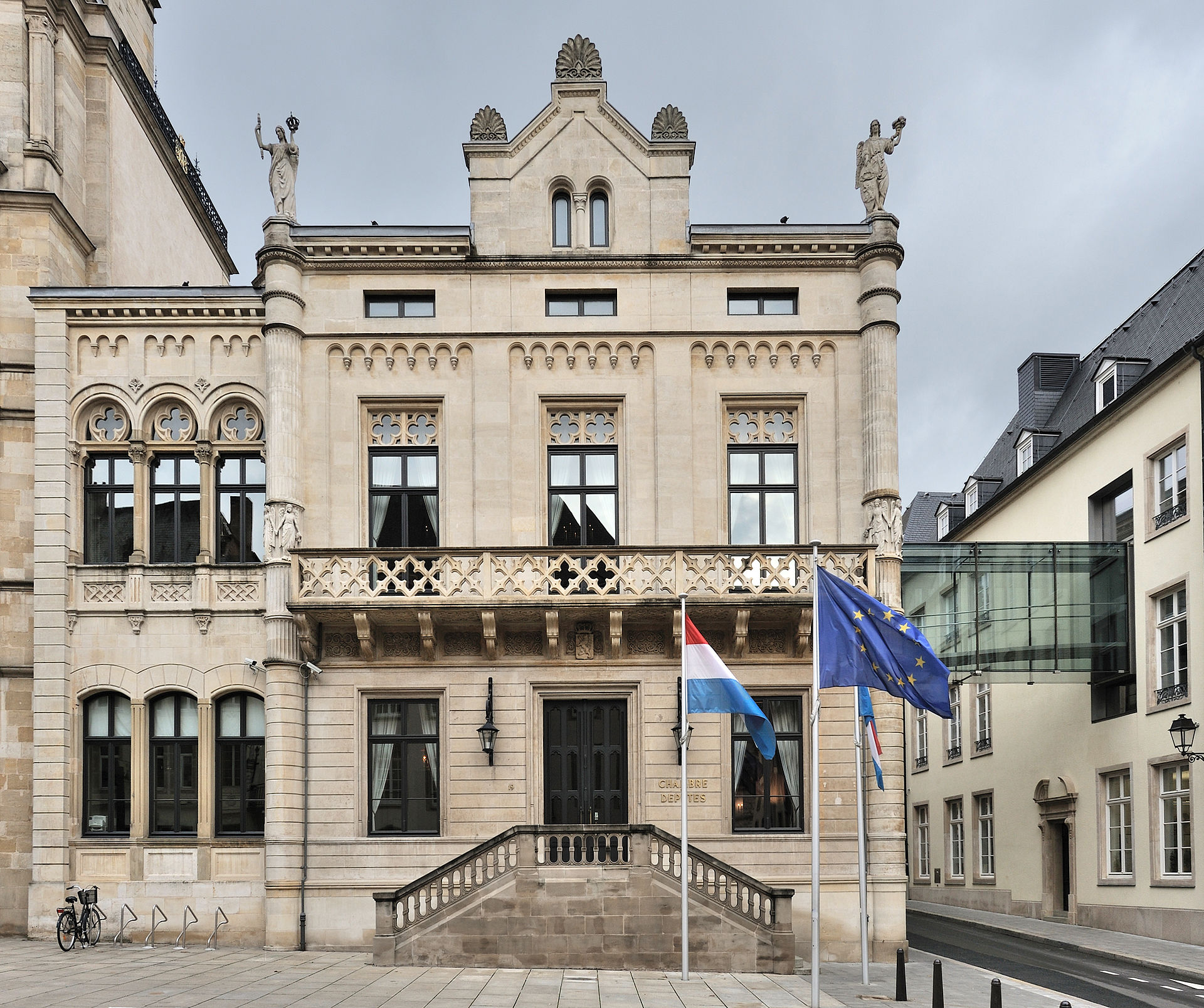 Chambre des Dputs Luxemburg  Wikipedia