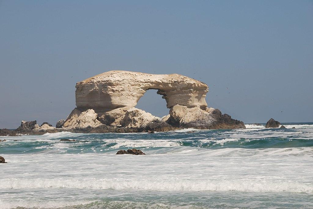 Monumento Nacional La Portada, Antofagasta-Chile