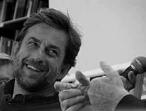 Italiano: Nanni Moretti alla libreria Feltrine...