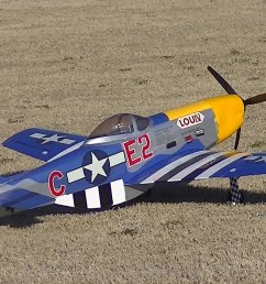 file p 51 large scale electric rc airplane jpg [ 1280 x 720 Pixel ]