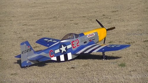 small resolution of file p 51 large scale electric rc airplane jpg