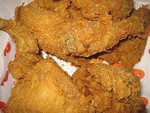 Popeyes Chicken & Biscuits biscuits