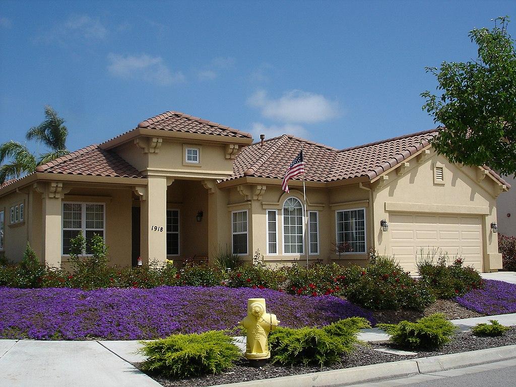 FileRanch Style Home In Salinas CaliforniaJPG Wikimedia Commons