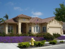 California Ranch Style House