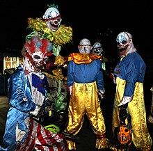 Fall Masquerade Fantasy Art Wallpapers Gruselclown Wiktionary