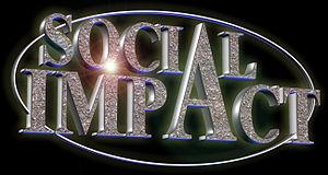 Deutsch: Social Impact Logo