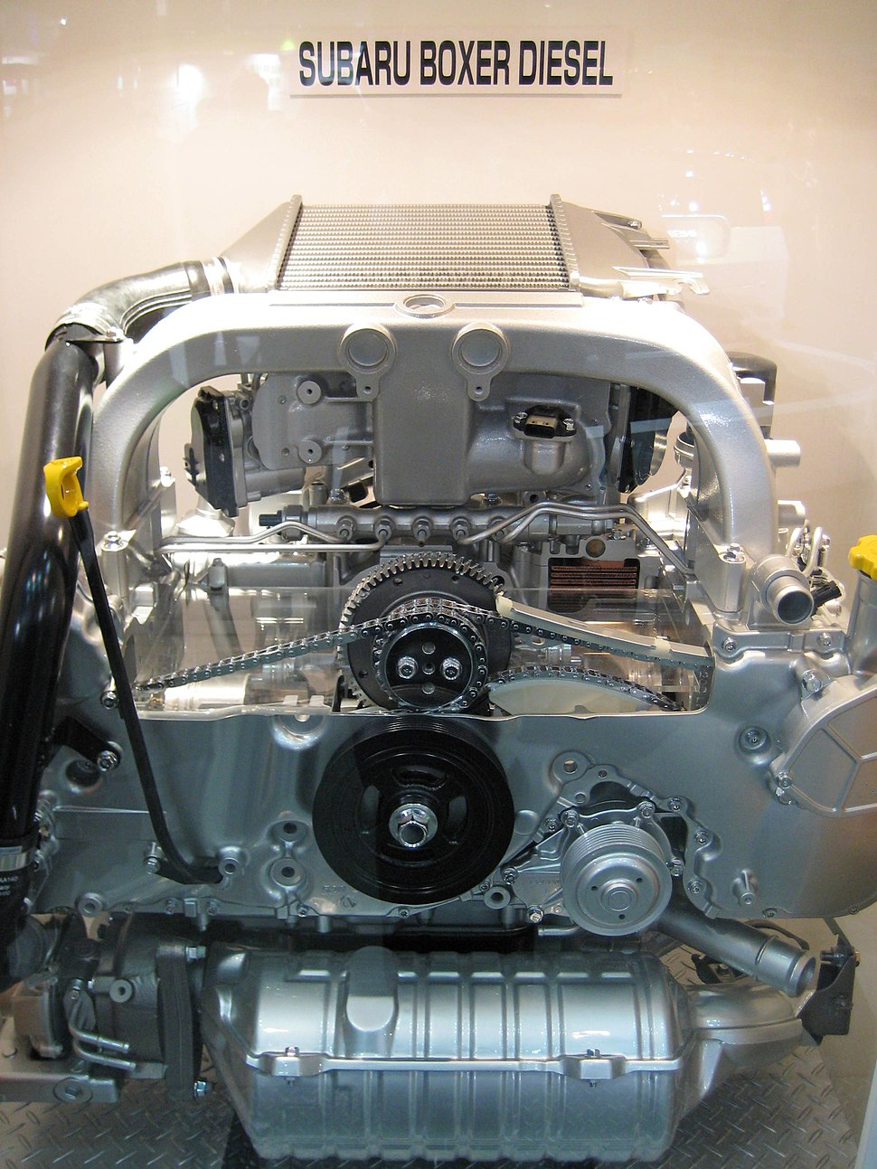 medium resolution of subaru boxer diesel engine for 2008 legacy in eco products 2008