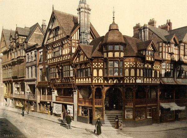 Chester Rows - Wikipedia