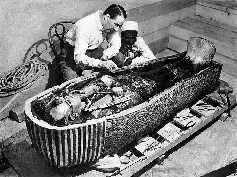 Howard Carter ja Tutankhamon