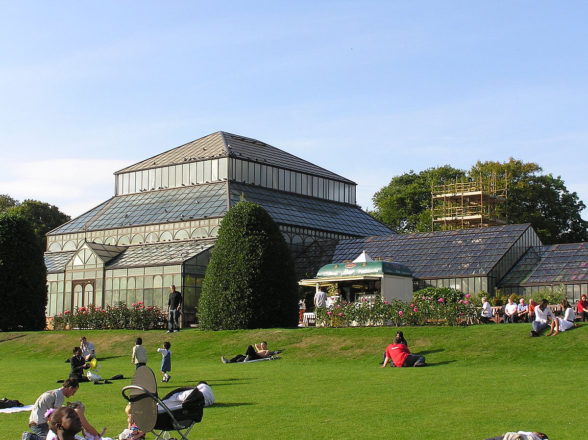 Jardin Botanique De Glasgow Wikipdia