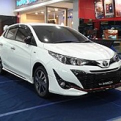Toyota Yaris Trd Sportivo 2018 Indonesia Spesifikasi New Innova Venturer Learning Facts And Resources Ncr Works 1 5 Nsp151