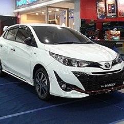 Toyota Yaris Heykers Trd Sportivo New 2018 (xp150) - Wikipedia