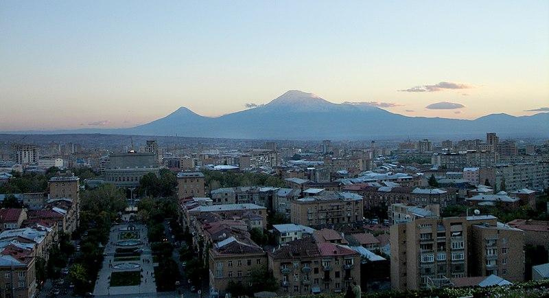 File:Yerevan-sunset.jpg