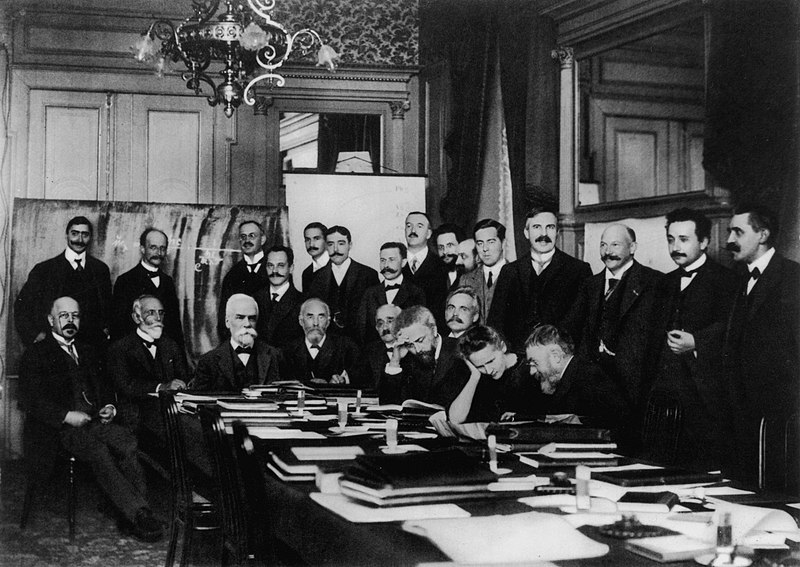 File:1911 Solvay conference.jpg