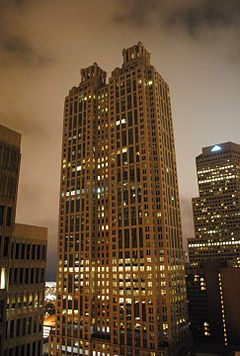 191 Peachtree Tower  Wikipedia