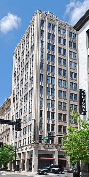 Bennie Dillon Building, Nashville TN