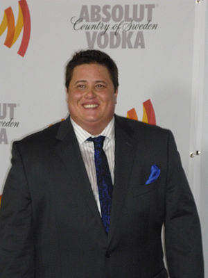 Chaz Bono at the 2010 GLAAD Media Awards, Apri...