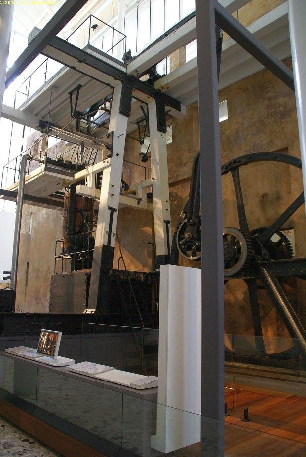 Boulton & Watt steam engine, Sydney Powerhouse Museum