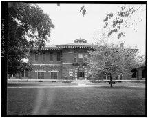 File East Front Facade - St. Elizabeths Hospital L