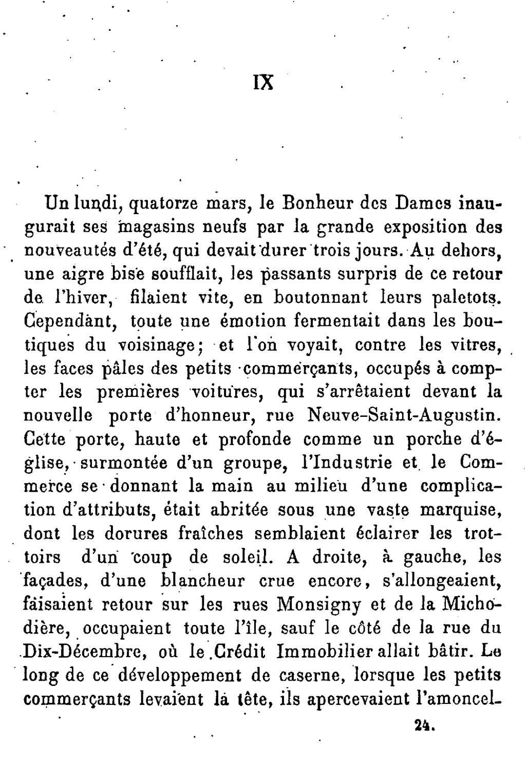 Au Bonheur Des Dames Extrait Description Du Magasin : bonheur, dames, extrait, description, magasin, Page:Emile, Bonheur, Dames.djvu/281, Wikisource