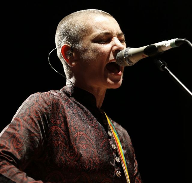 Image result for Sinead O'Connor
