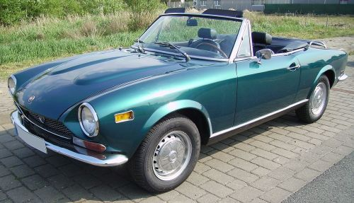 small resolution of fiat 124 sport spider wikipedia fiat 124 1978 engine diagram