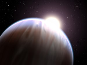 HD 189733 has a Jupiter-class planet in a tigh...
