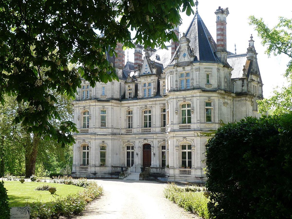 Chteau Saint Martial Jarnac Wikipdia