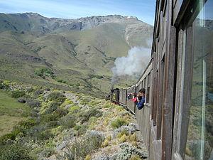"""Old Patagonian Express """"La Trochita""""..."""