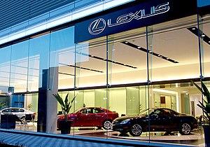 Lexus Japan