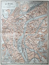 Pres De Liege 3 Lettres : liege, lettres, Liège, Wikipédia