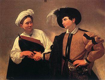 Michelangelo Merisi da Caravaggio - The Fortun...