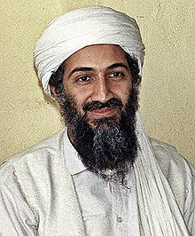 Osama bin Laden in 2010