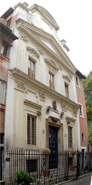 Roma, Oratorio del Gonfalone