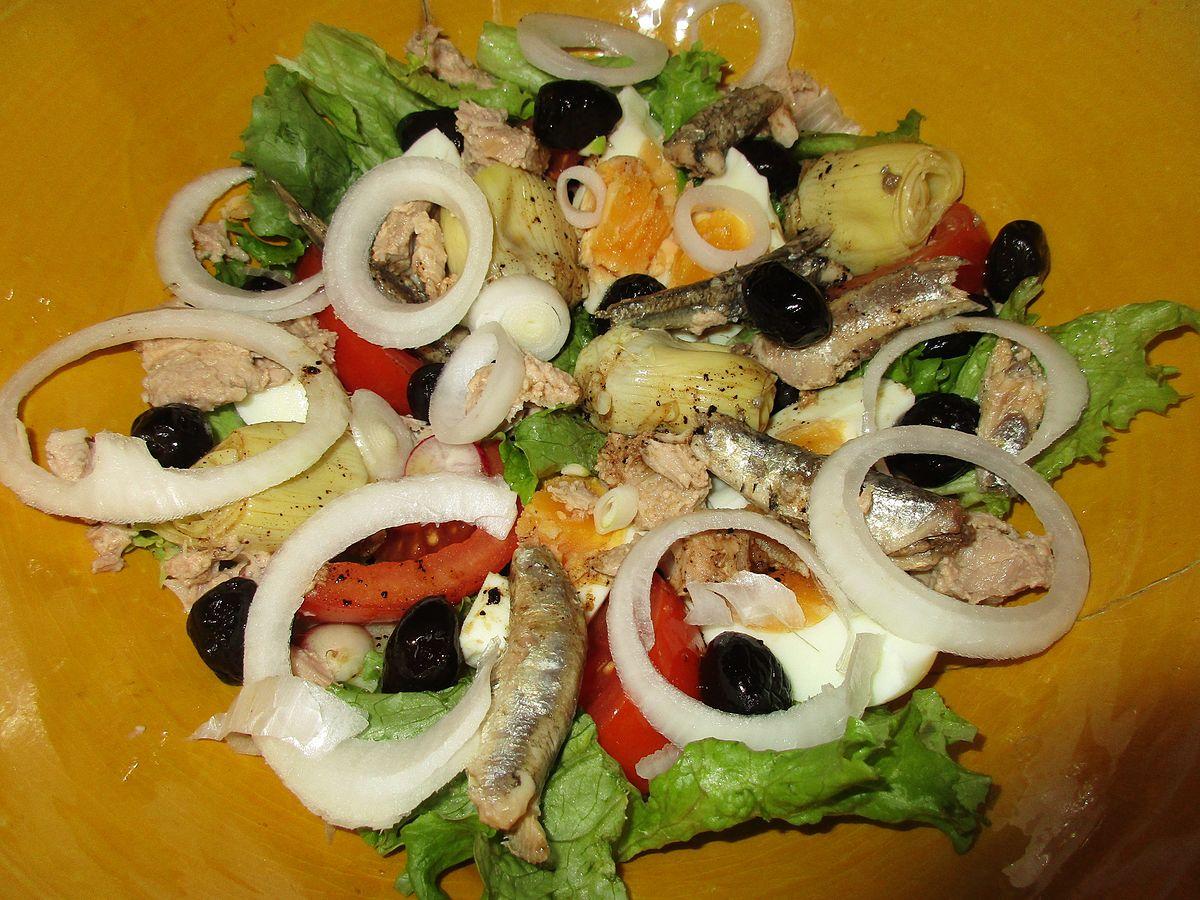 Salade nioise  Wikipdia