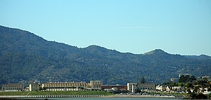 San Quentin State Prison, located in Marin Cou...