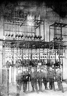 Appareillage électrique — Wikipédia
