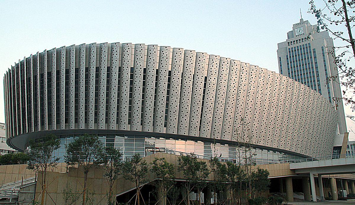 山東大學綜合體育館 - 維基百科。自由的百科全書