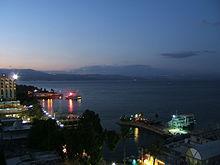 Sea of Galilee  Simple English Wikipedia the free